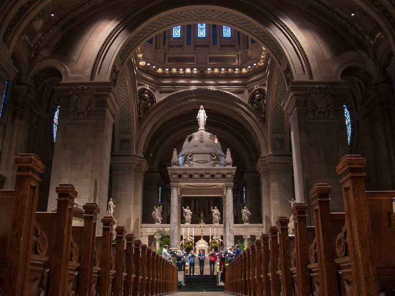 Basilica of St Mary, Minneapolis