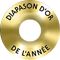 Diapason d'or de l'année, 2007Diapason d'or, 2008, 2010, 2013, 2019