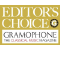 Gramophone Editor's Choice, August 2009