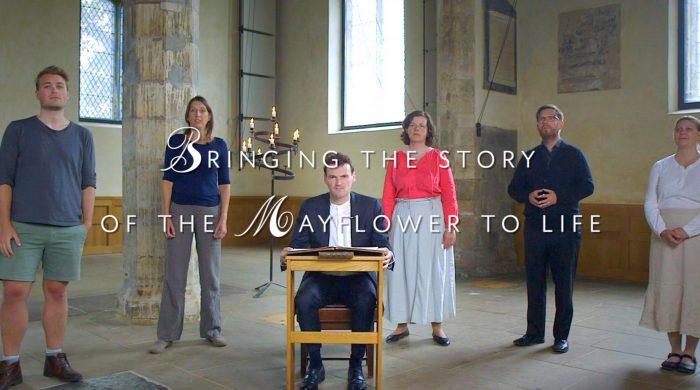 Trailer: The Journey of the Mayflower