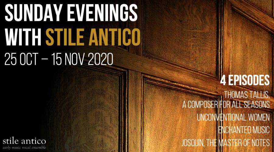 Sunday Evenings with Stile Antico