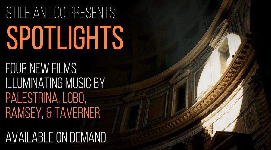 Spotlights with Stile Antico