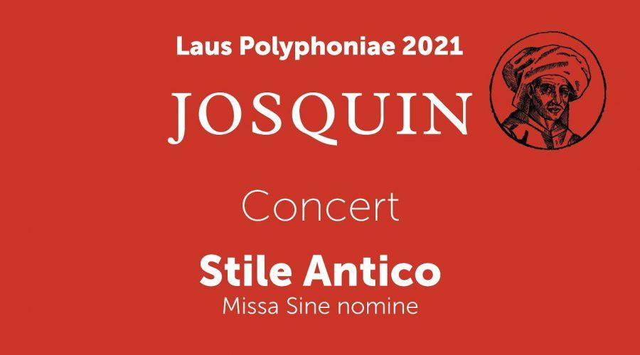 Stile Antico sings Josquin in York Minster